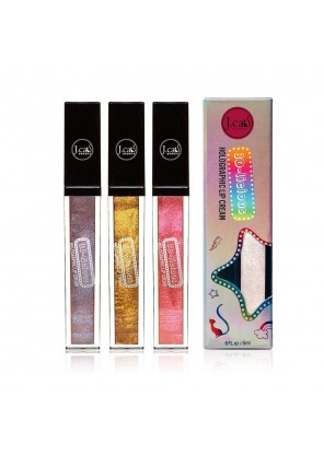 J.Cat Beauty 3D-Licious Holographic Lip Cream блеск  для губ