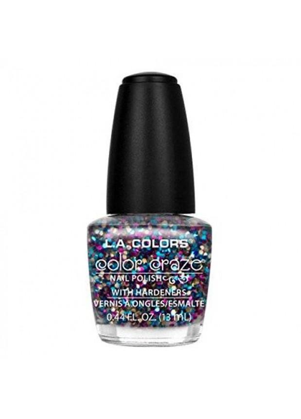 L.A. Colors Craze Nail Polish Лак для ногтей