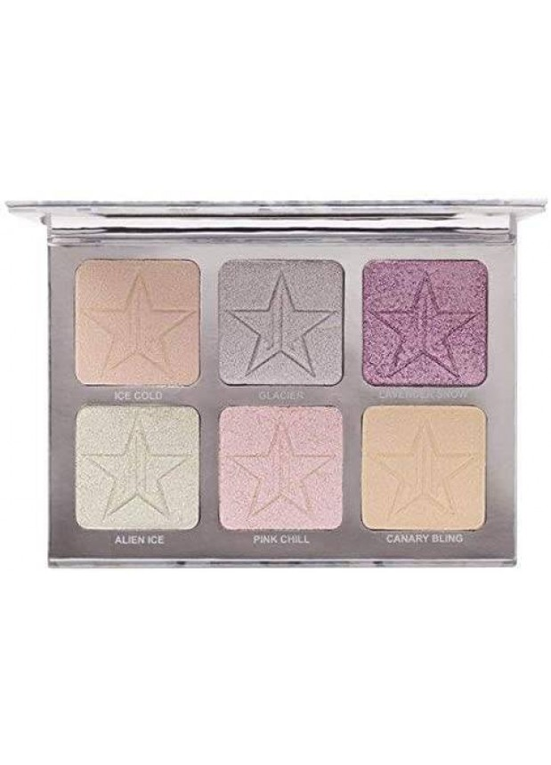 Jeffree Star Cosmetics Platinum Ice Skin Frost™ Pro Palette