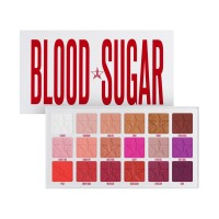Jeffree Star Cosmetics Blood Sugar Palette Anniversary Edition