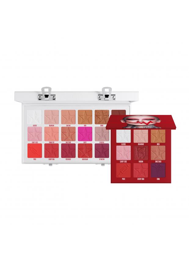Jeffree Star Cosmetics Blood Sugar Palette Bundle