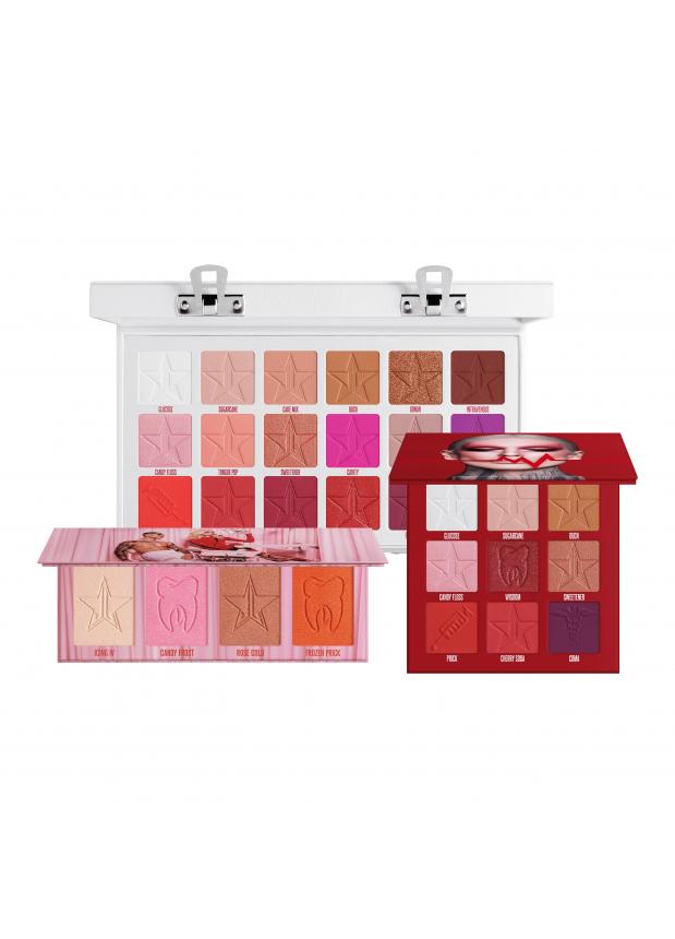 Jeffree Star Cosmetics Blood Sugar Cavity Bundle