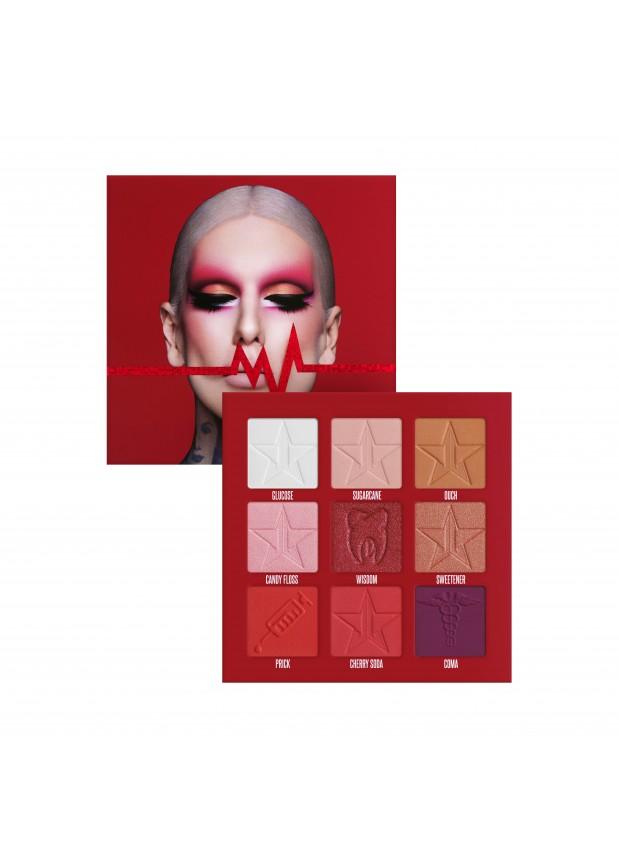 Jeffree Star Cosmetics Blood Sugar Mini Palette