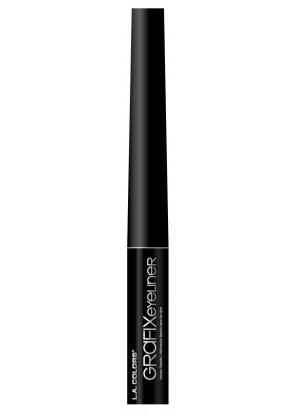L.A.Colors Grafix Liquid Eyeliner подводка для глаз