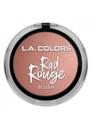 L.A. Colors Rad Rouge Blush  Румяна для лица