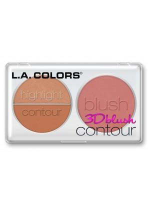 L.A.Colors 3D Blush Contour