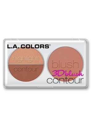 L.A.Colors 3D Blush Contour
