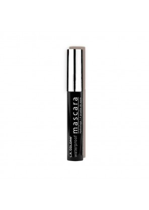 L.A. Colors Waterproof Mascara black Carded