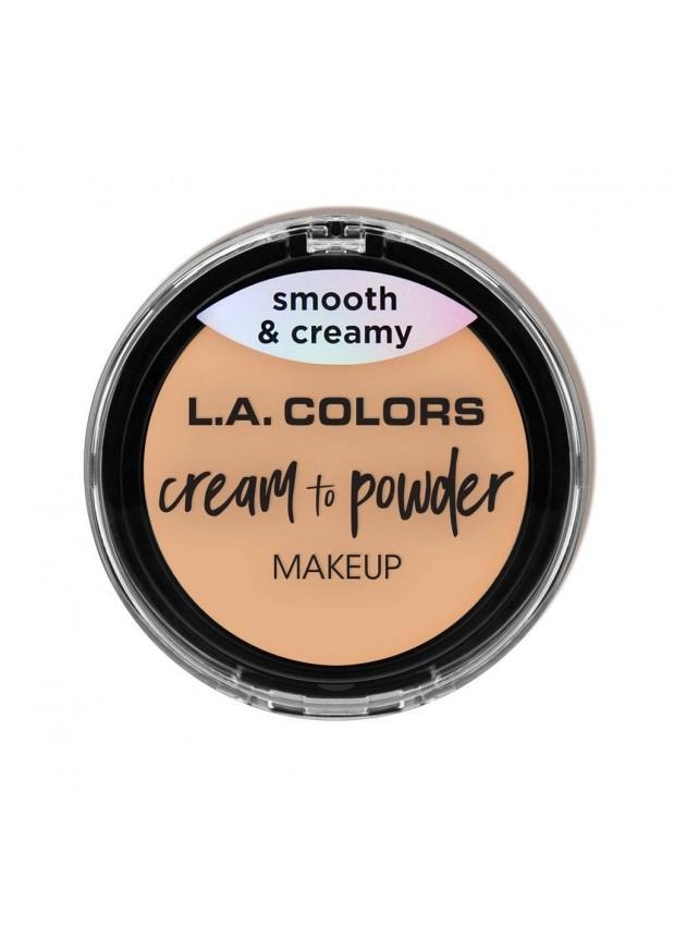 L.A.Colors Cream to Powder Крем пудра для лица