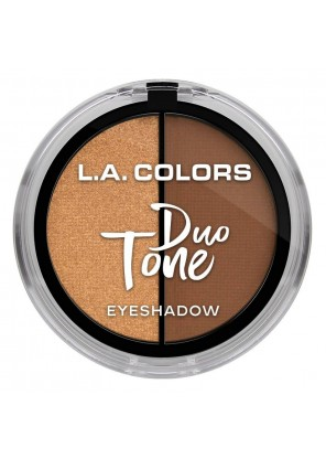 L.A.Colors Duo Tone Eyeshadow  тени для глаз