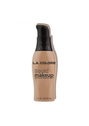 L.A. Color  Pump Liquid Makeup Основа для лица