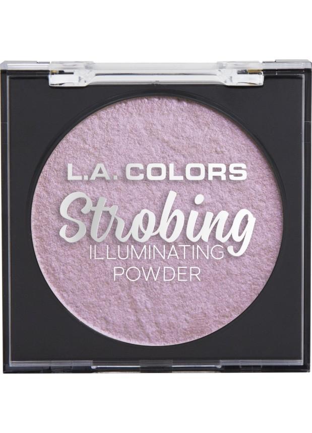 L.A.Colors Strobing Illuminating Powder хайлайтер