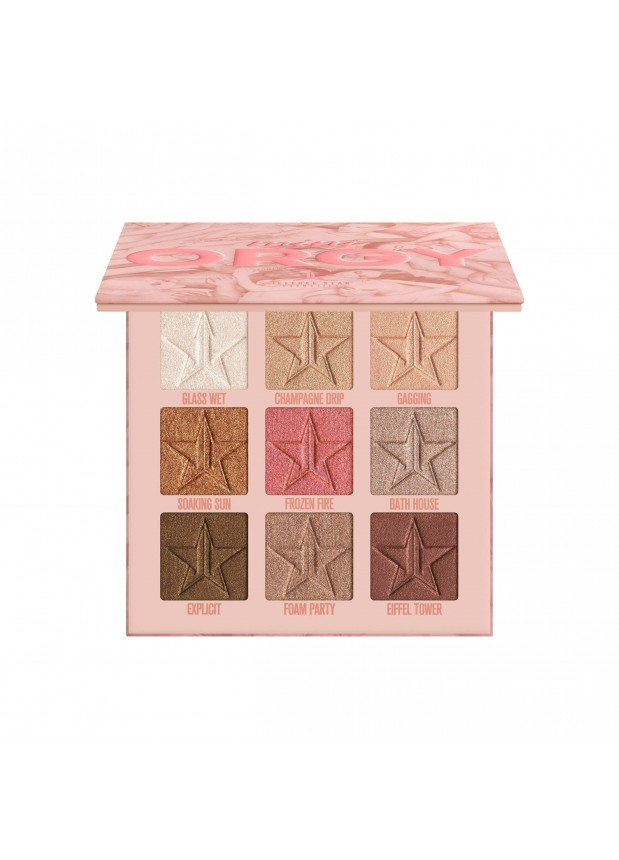 Jeffree Star Cosmetics Mini Orgy Eyeshadow Palette