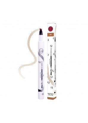 J.Cat Beauty   EYEBROW CONTOURING 4-TIP PEN карандаш для бровей