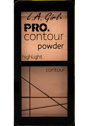 L.A.Girl PRO Contour Powder палетка для контуринга