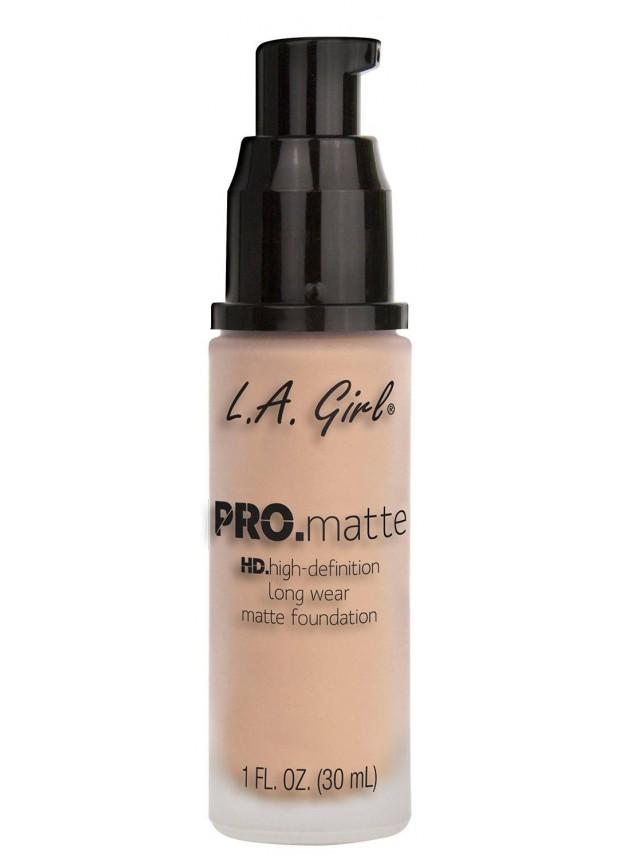 L.A.Girl Pro Matte Foundation тональная основа
