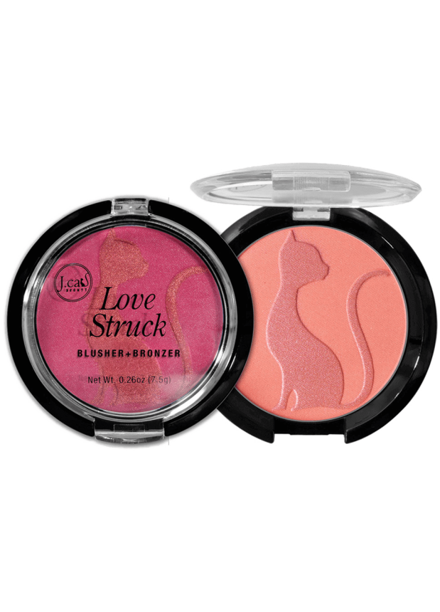 J.Cat Beauty Love Struck Powder румяна бронзер