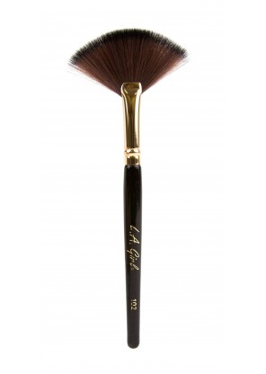 L.A.Girl Pro Cosmetic Brush Fan кисть для макияжа