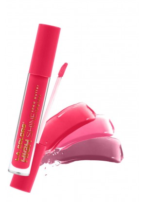 L.A.Colors High Shine Lipgloss блеск для губ