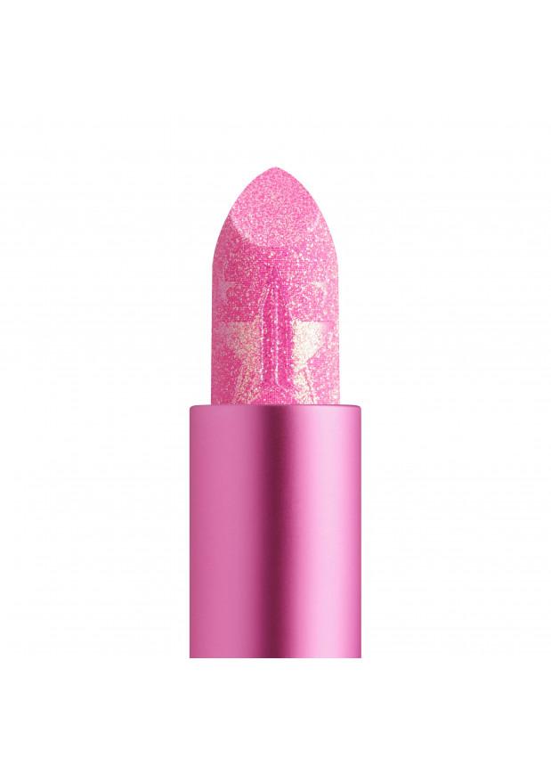 Jeffree Star Cosmetics Hydrating Glitz Lip Balm Pink Roses