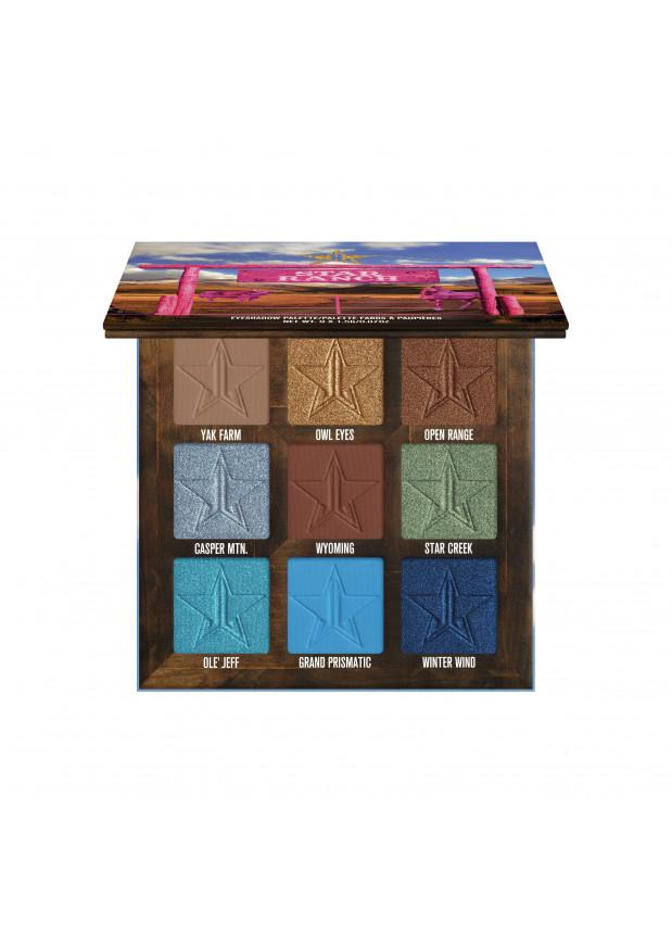 Jeffree Star Cosmetics Star Ranch Mini Palette