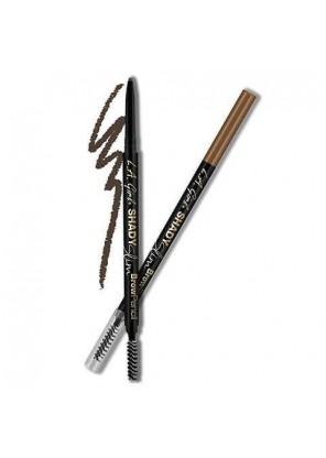 L.A.Girl Shady Slim Brow Pencil карандаш для бровей
