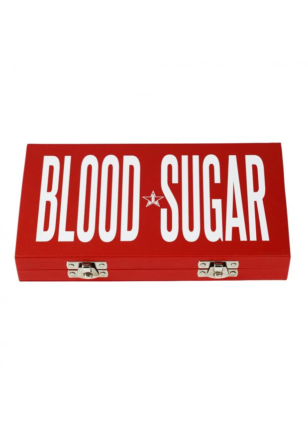 JEFFREE STAR Blood Sugar Palette палетка теней