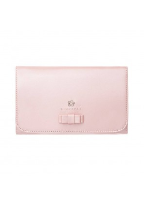 Pink Star Cosmetics Brush Case Pink Silver Футляр для кистей