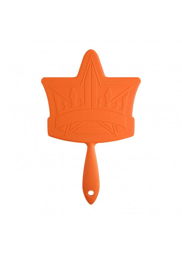 Jeffree Star Cosmetics Hand Mirror Soft Touch Tangerine Crown