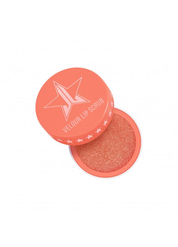 Jeffree Star Cosmetics Velour Lip Scrub Blood Orange