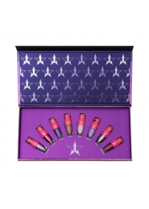 Jeffree Star Cosmetics Mini Queen Bitch Velour Liquid Lipstick bundle