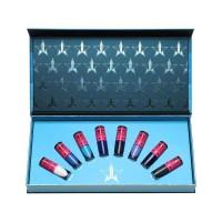 Jeffree Star Cosmetics Mini Blue Blood Bundle набор жидких матовых губных помад