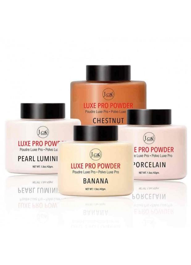 J.Cat Beauty Luxe Pro Powder Luminizer пудра для лица