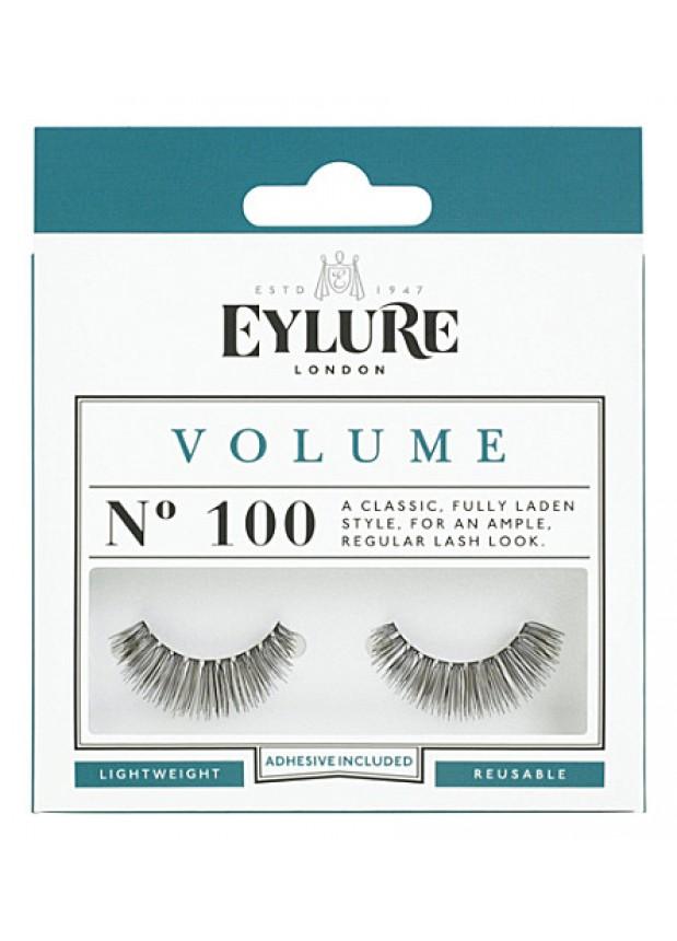 Eylure Накладные ресницы VOLUME № 100