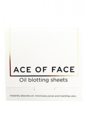 Ace of Face - Oil blotting sheets Салфетки