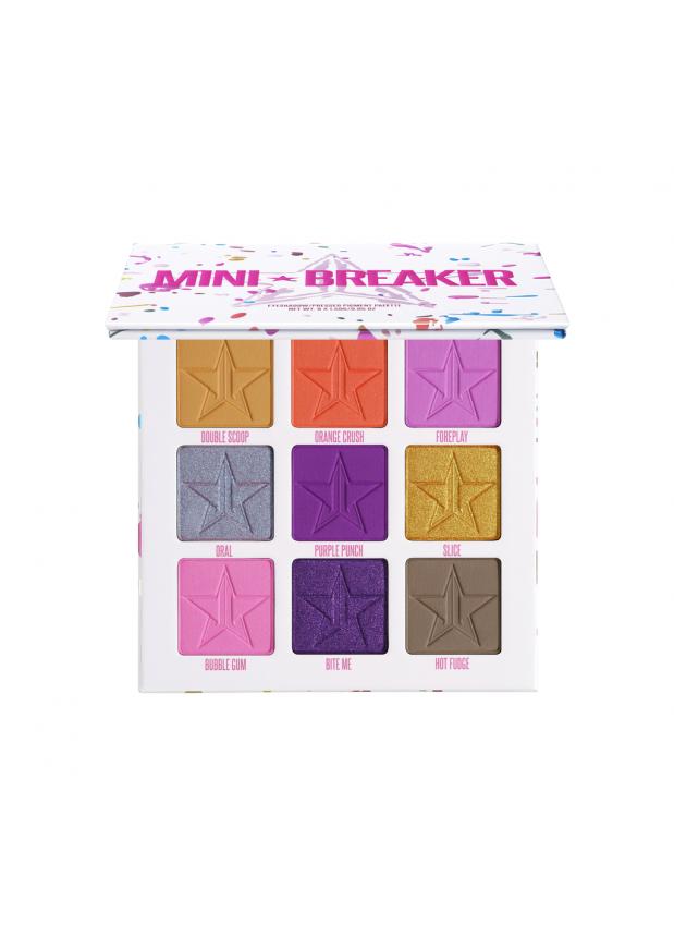 Jeffree Star Cosmetics Mini Breaker Palette