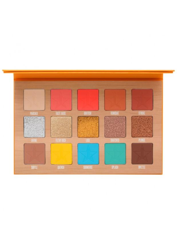 Jeffree Star Cosmetisc Thirsty Eyeshadow Palette