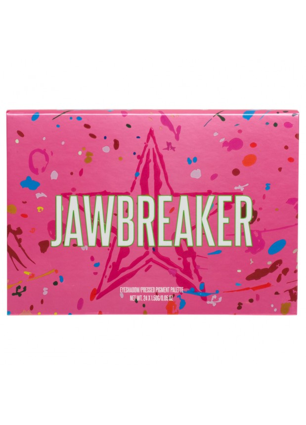 Jeffree Star Cosmetics Jawbreaker palette палетка теней