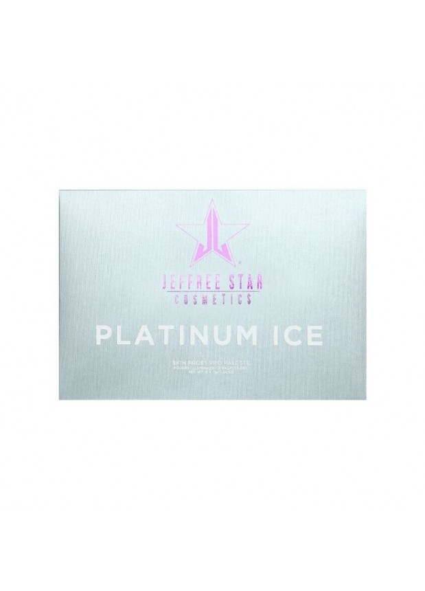 Jeffree Star Cosmetics Platinum Ice Skin Frost™ палетка xайлайтеров
