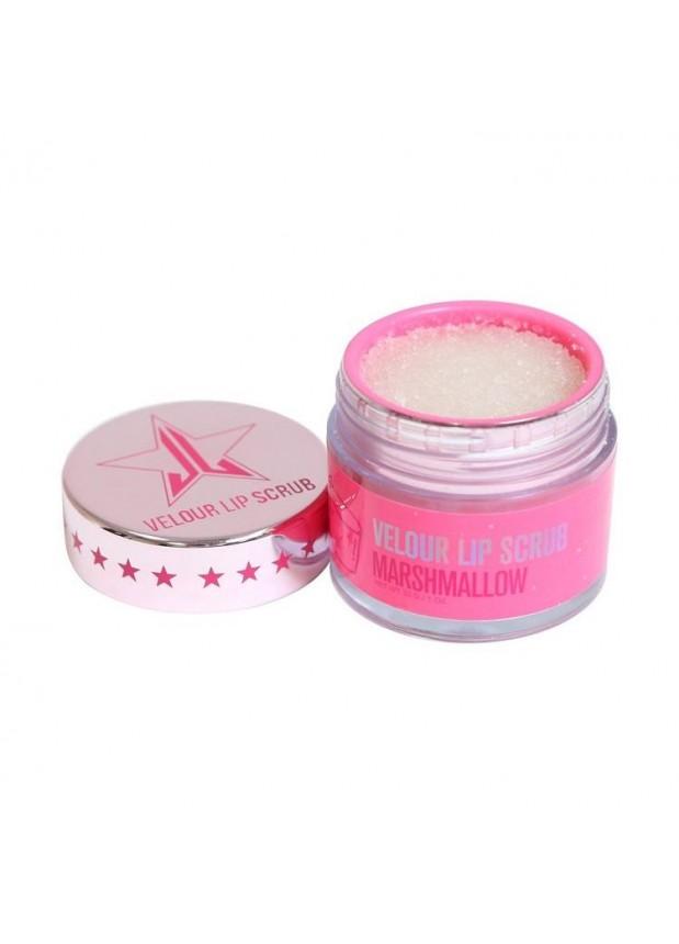 Jeffree Star Cosmetics Velour Lip Scrub Marshmallow cкраб для губ