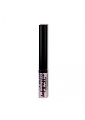 L.A Colors Holographic Liquid Eyeliner Cosmic Pink подводка для глаз