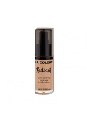L.A.Colors Radiant Foundation тональная основа под макияж