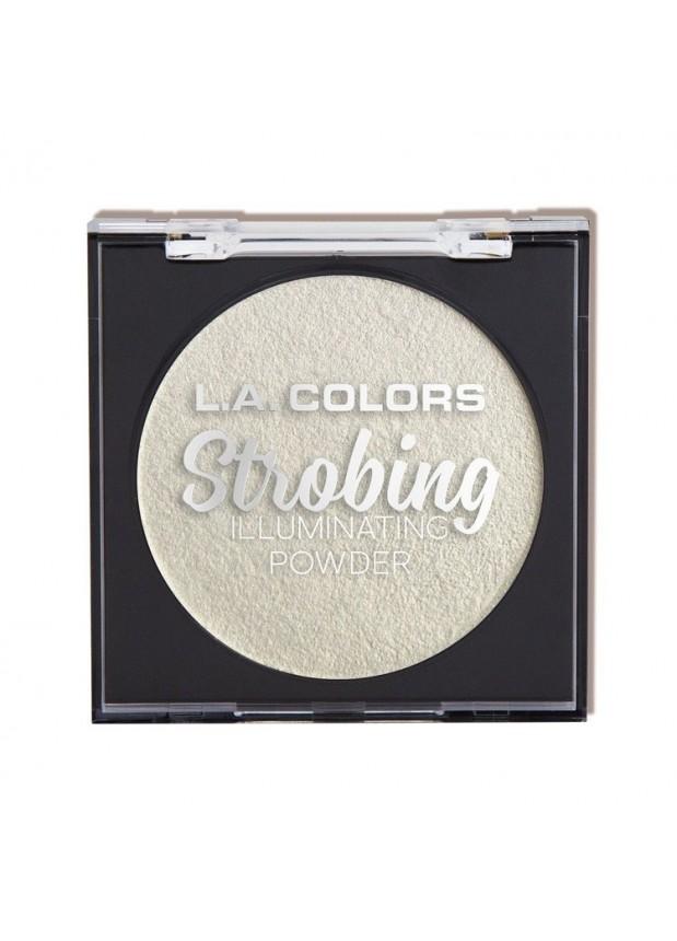 L.A. Colors Strobing Illuminating Powder хайлайтер