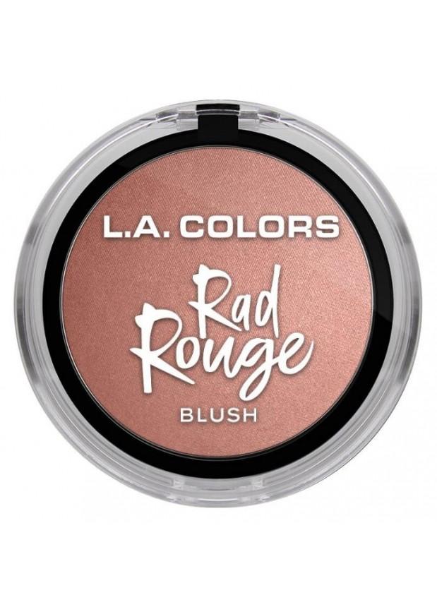 L.A Colors Rad Rouge Blush-Pretty Румяна для лица