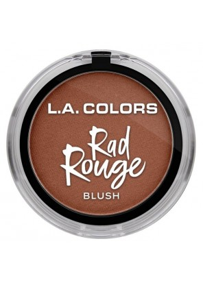 L.A.Colors Rad Rouge Blush-Stoked Румяна для лица