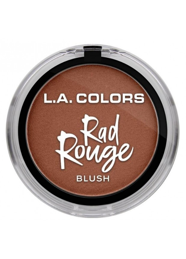 L.A. Colors Rad Rouge Blush-Stoked Румяна для лица