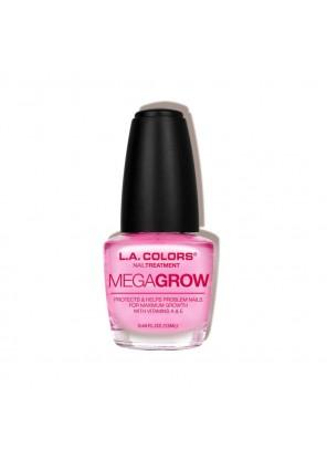 L.A. Colors Mega Grow Покрытие для укрепления ногтей