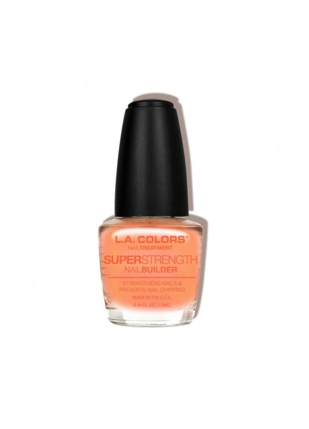 L.A Colors Nail Polish Super Strength Покрытие для укрепления ломких и слоящихся ногтей