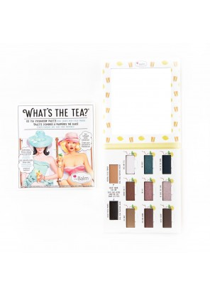 The Balm WHATS THE TEA ICE TEA Палека тіней