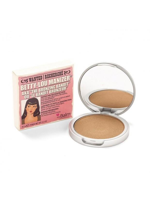 the Balm Cosmetics Betty-Lou Manizer® Bronzer/Shadow бронзер тени